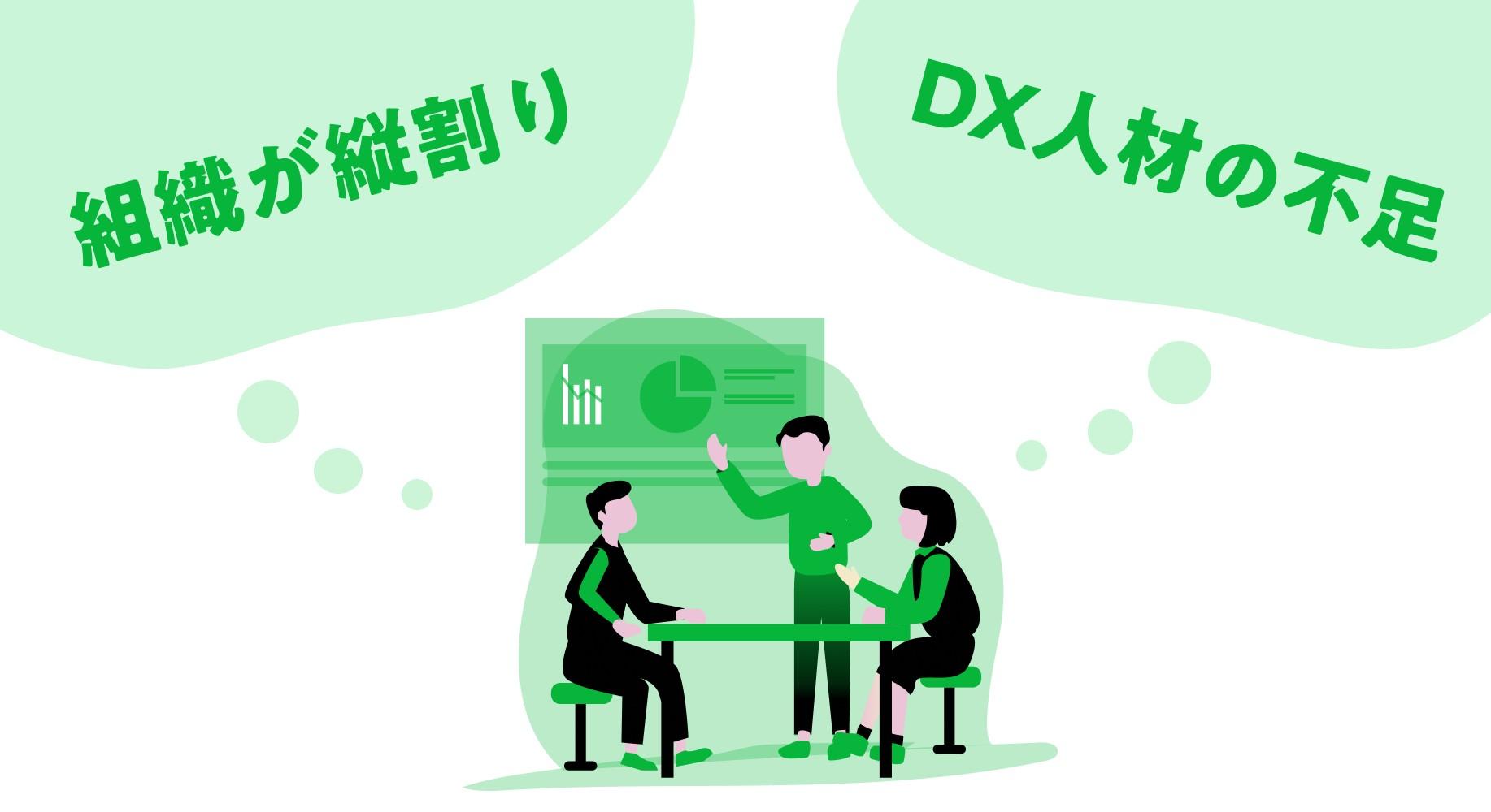 組織が縦割りとDX人材の不足の画像.png